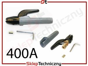 Uchwyt elektrody do spawarki 400A S/K-400A